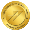 Image: Joint Commission International Gold Seal