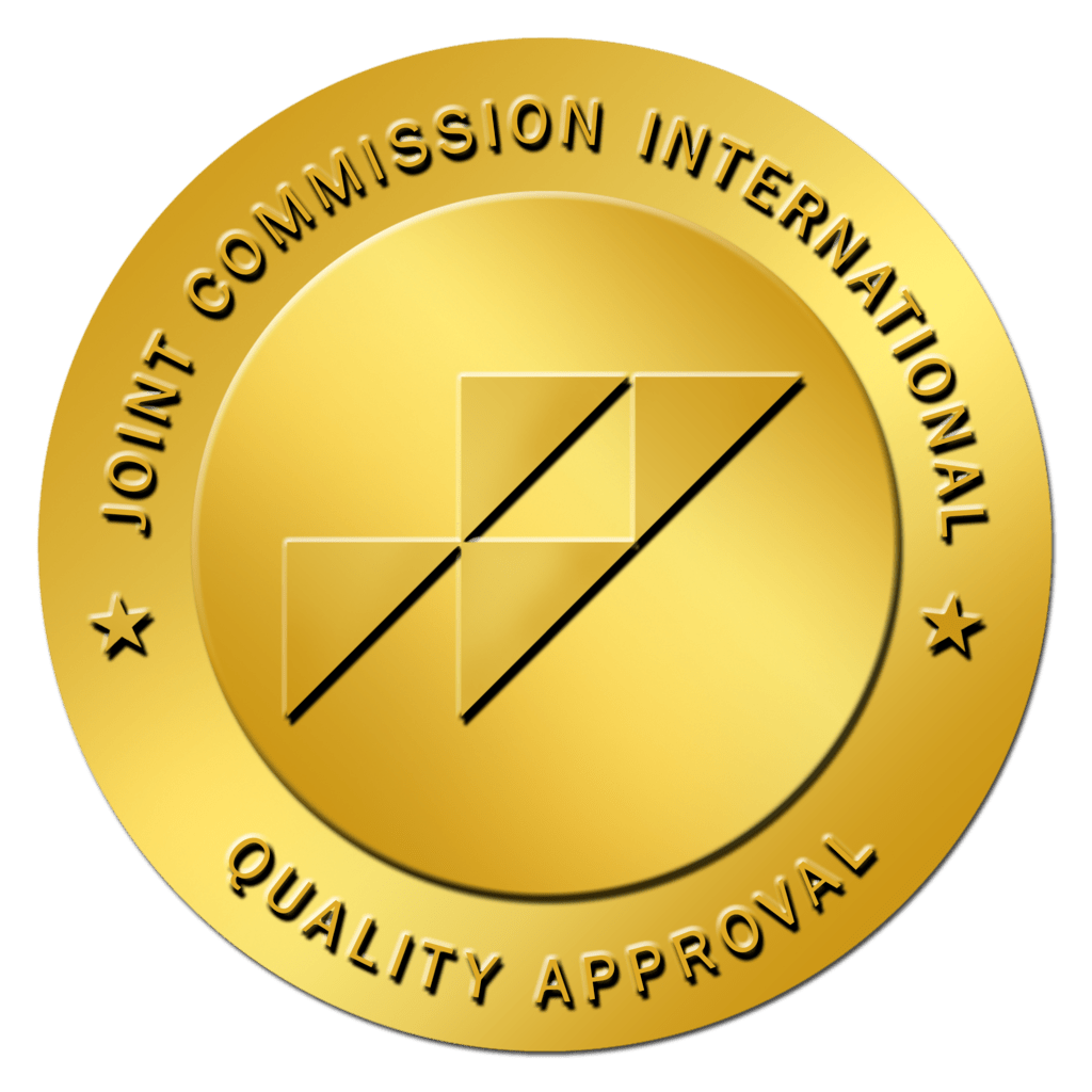 The Gold Seal of Approval from Joint Commission International