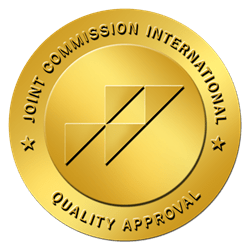 The Joint Commission International Gold Seal of Approval