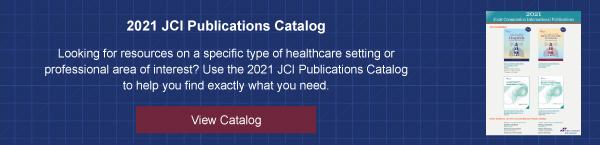 2021 JCI Publications Catalog