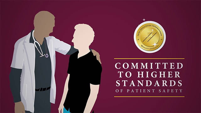 Pursue Excellence with Joint Commission International